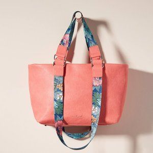 Anthropologie Dragonfly Tote Bag